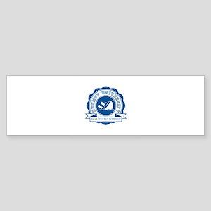 Drumpf University Bumper Sticker