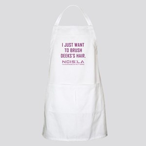 I JUST WANT TO... Apron