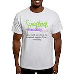 Scrapbook Mentality #374 Light T-Shirt