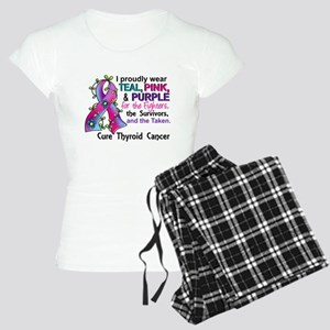 For Fighters Survivors Take Women's Light Pajamas