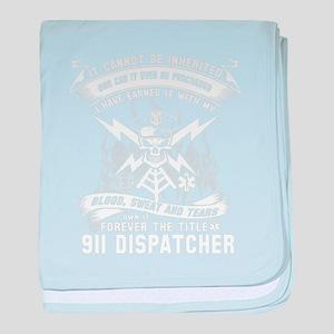 Dispatcher baby blanket