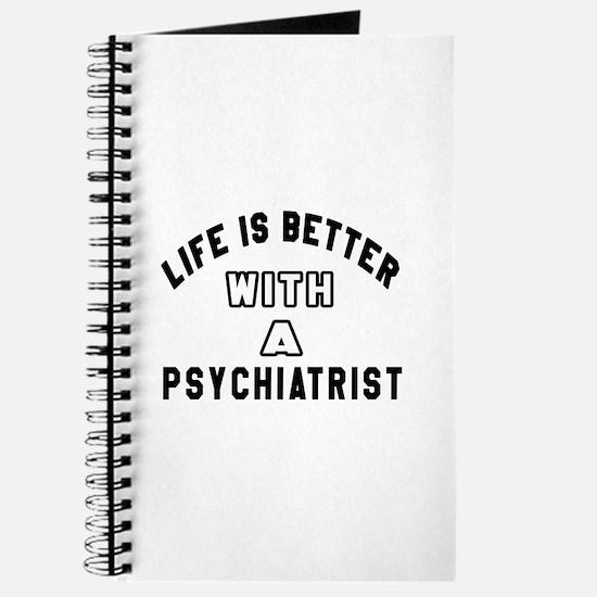Psychiatrist Designs Journal