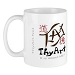 Tao Te Thyart Mugs