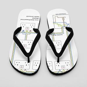 Electrical Circuit Flip Flops