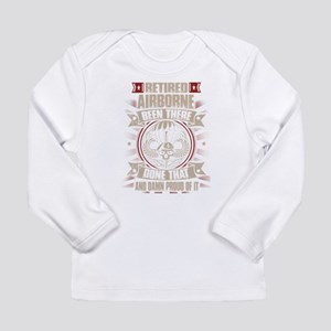 Airborne Long Sleeve T-Shirt
