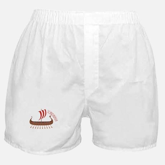 Scandinavia Boxer Shorts