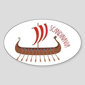 Scandinavia Sticker