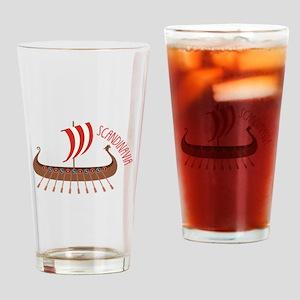 Scandinavia Drinking Glass