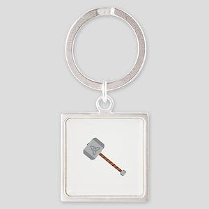 Thors Hammer Keychains