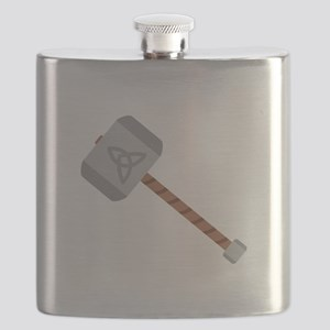 Thors Hammer Flask