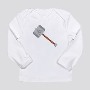 Thors Hammer Long Sleeve T-Shirt
