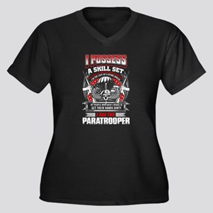 Airborne Plus Size T-Shirt