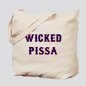 Wicked Pissa Tote Bag