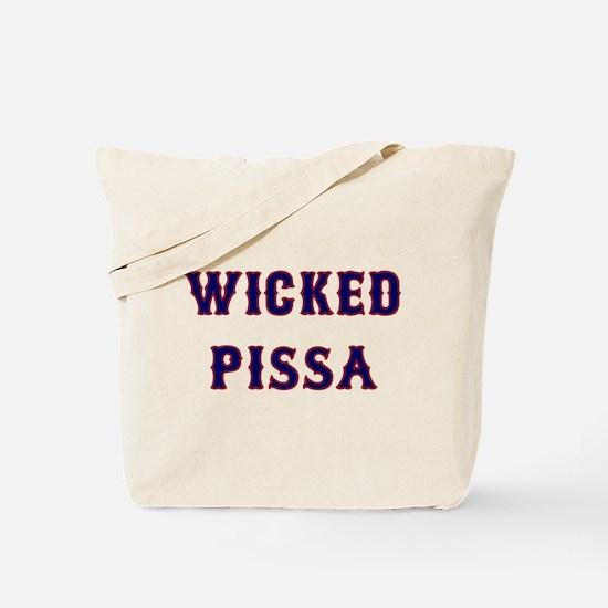 Wicked Pissa Tote Bag