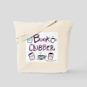 Book Clubber A Tote Bag