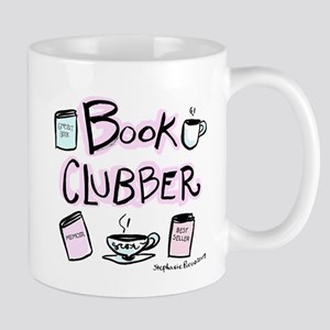 Book Clubber A Mug