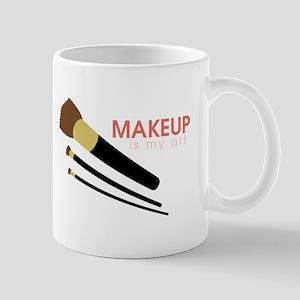Makeup Art Mugs