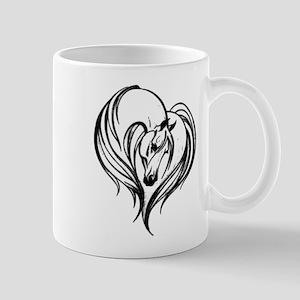 Love Horse Mugs
