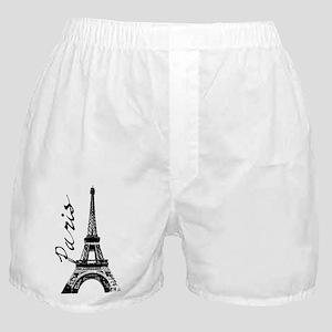 Paris Eifel Boxer Shorts