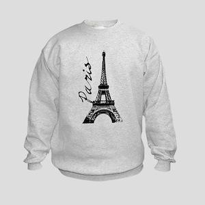 Paris Eifel Kids Sweatshirt