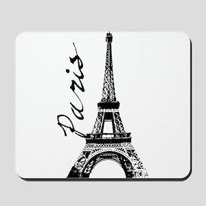 Paris Eifel Mousepad