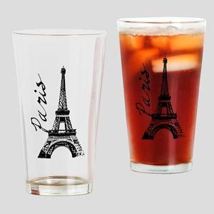 Paris Eifel Drinking Glass