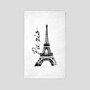 Paris Eifel Area Rug