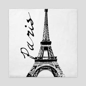 Paris Eifel Queen Duvet