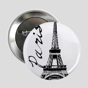 "Paris Eifel 2.25"" Button"