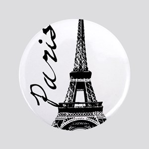 Paris Eifel Button