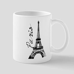 Paris Eifel Mugs