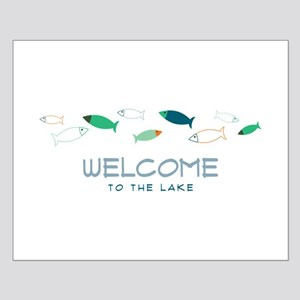 Welcome To Lake Posters