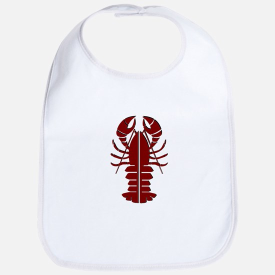 DEEP WATERS Baby Bib
