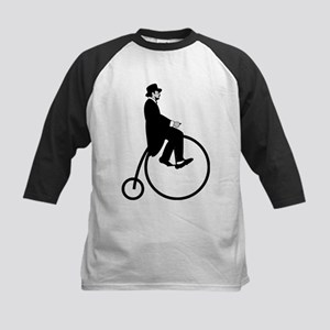 Antique Bicycle Baseball Jersey