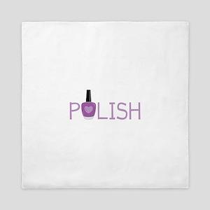 Nail Polish Queen Duvet