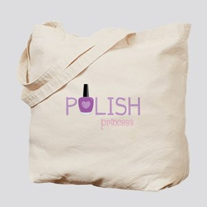Polish Princess Tote Bag