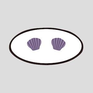 Purple Mermaid Bikini Patch