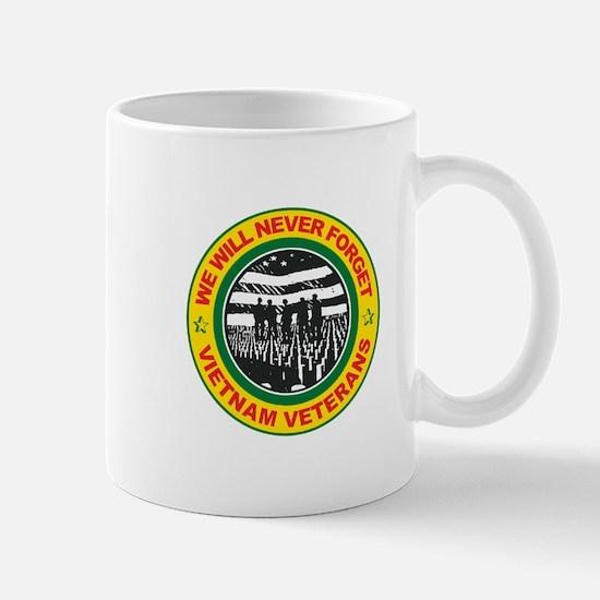 Vietnam Veterans Mugs