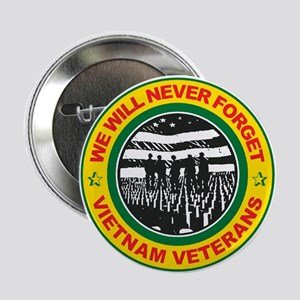 "Vietnam Veterans 2.25"" Button (10 pack)"