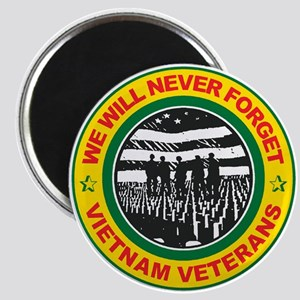 Vietnam Veterans Magnets