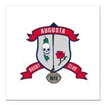 Augusta Rugby Square Car Magnet 3