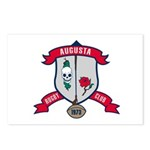 Augusta Rugby Postcards (Package of 8)