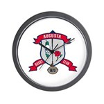 Augusta Rugby Wall Clock