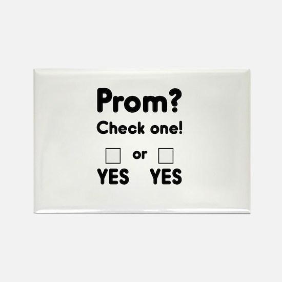 Prom night? Magnets