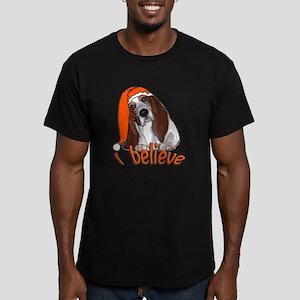 basset_hound_santa T-Shirt
