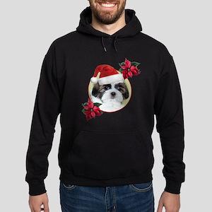 Christmas Shih Tzu dog Sweatshirt