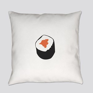 Sushi roll Everyday Pillow