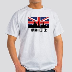 Manchester British Flag T-Shirt