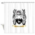 Robottom Shower Curtain