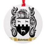 Robotham Round Ornament